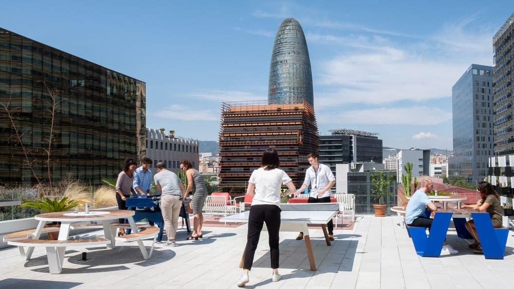 WeWork-coworking-Barcelona-terrace