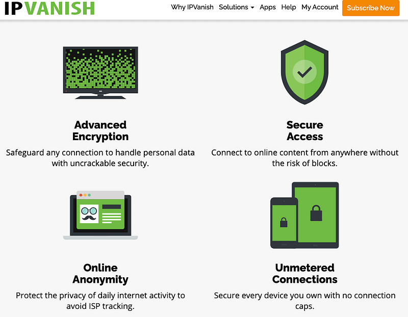 IPVanish for digital nomads and expats